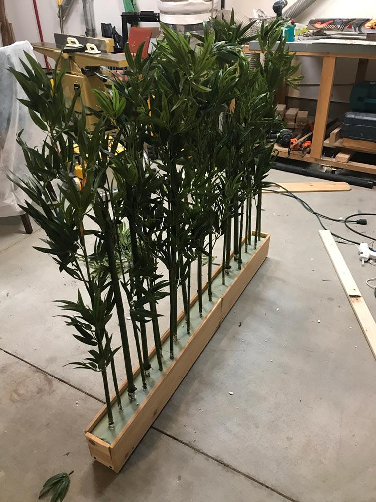 Bamboo Reconfig
